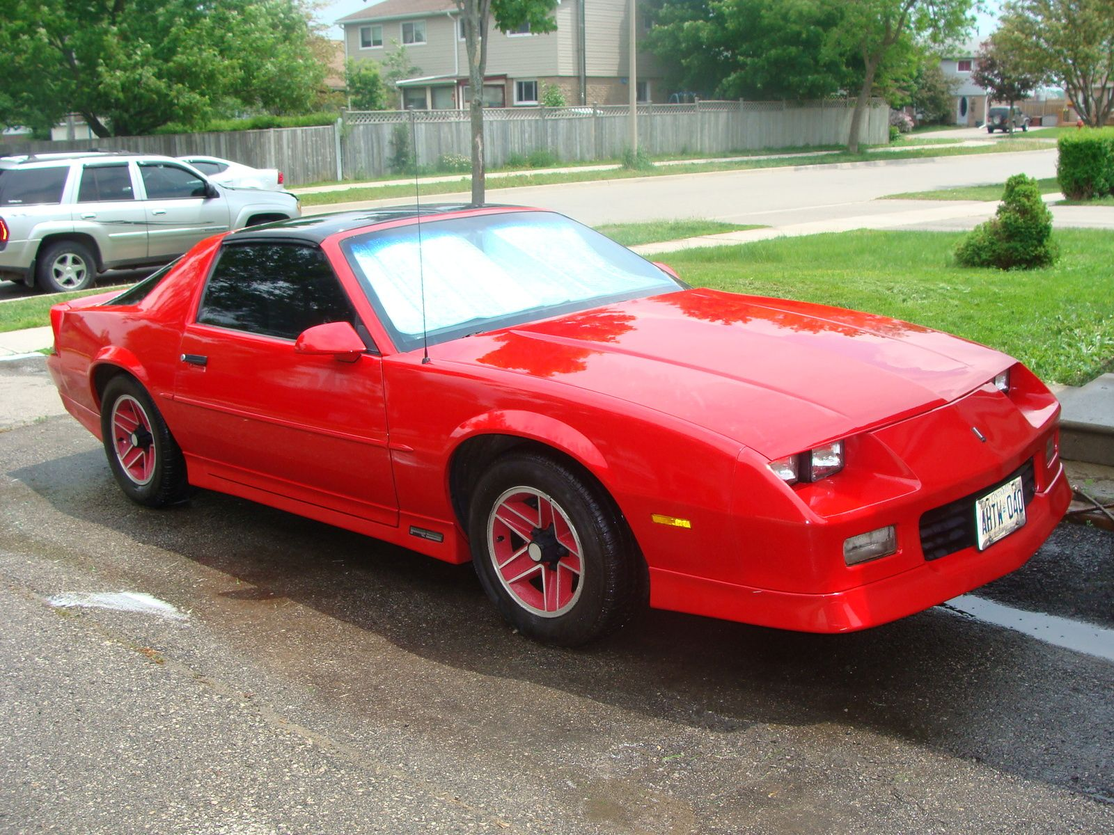 1989 camaro | 1989 chevrolet camaro rs coupe picture, exterior
