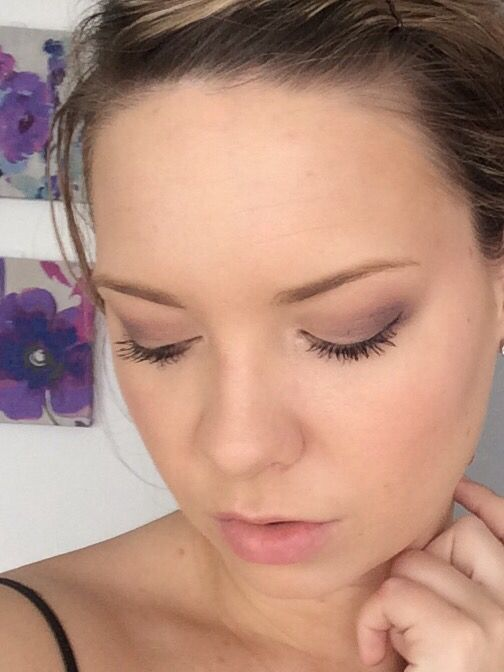 Easy Everyday natural smokey eye makeup, my new favourite look