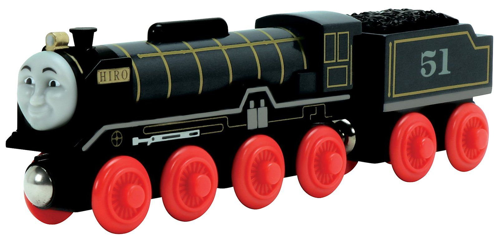 Learning Curve Thomas Friends Wooden Railway Hiro Engine Thomas And Friends Toy Trains For Kids Thomas The Train