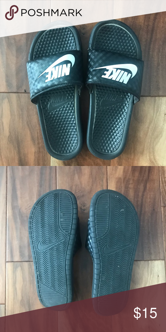 nike sandals with arch support