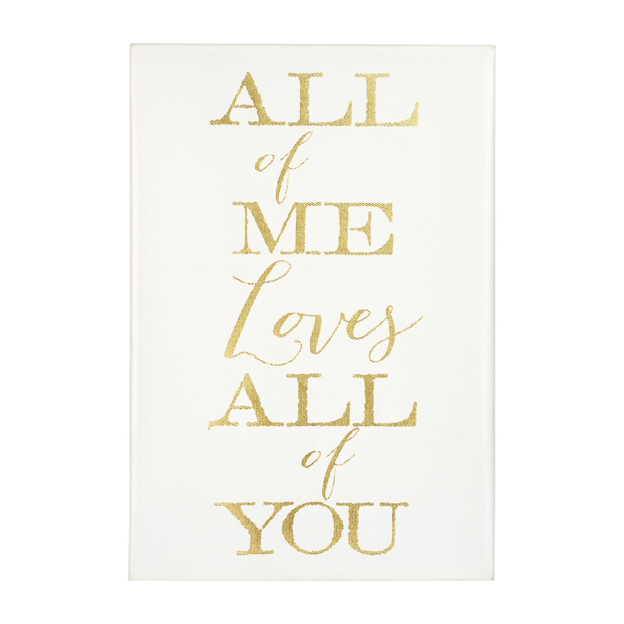 All of me canvas art print products art and canvas art prints