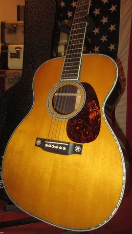 Martin Guitars For Sale >> 2012 Martin 000 45 Ec Eric Clapton Crossroads Limited