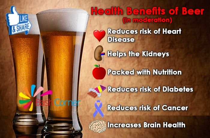 Beer Health Benefits You Must Be Like