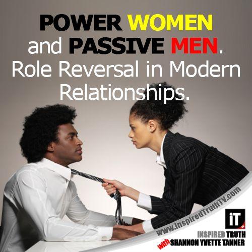 Inspiredtruthtv Com Role Reversal Modern Relationships Gender Role