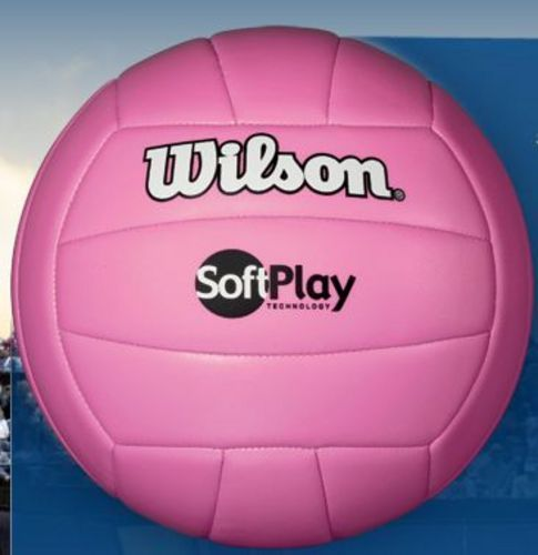 Wilson Soft Play Volley Ball. I'm thinking beach volley ball!