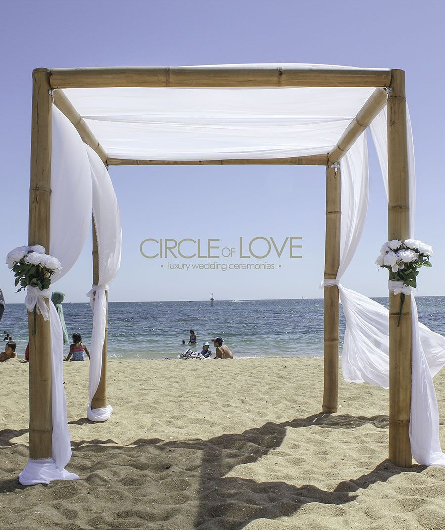 Beach Weddings   Hire   Decorators   Stylist   Packages   DIY Bamboo ...