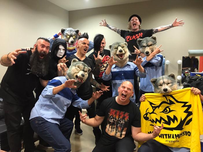 09/04 Stone Sour Japan Tour in TOKYO  MWAM