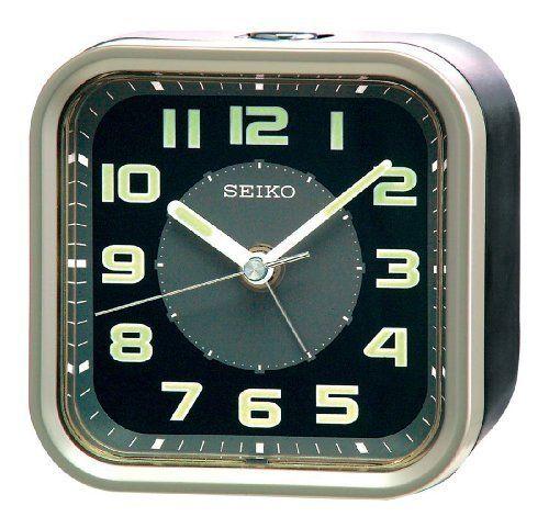 Seiko Clocks Wecker Qhe038t Von Seiko Http Www Amazon