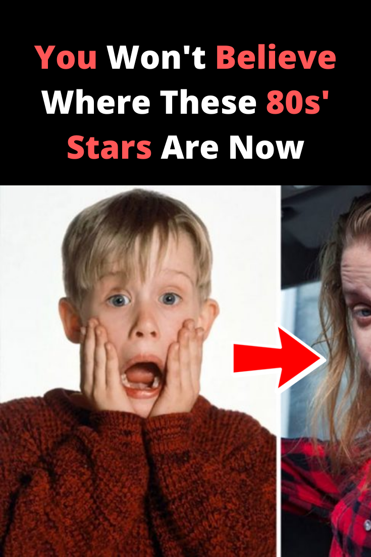 You Won T Believe Where These 80s Stars Are Now Stars Then And Now Viral Social Media Pins