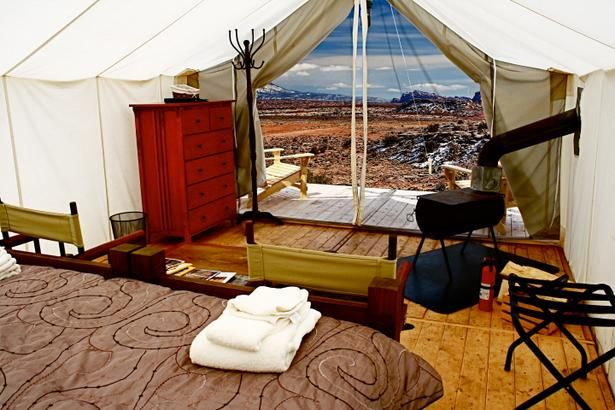 Pet Friendly Hotels Bring Fido Glamping Glamorous Camping In Moab Ut With Under Canvas