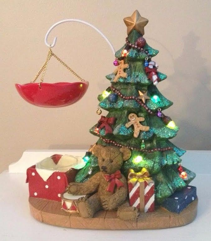 Yankee Candle Tree With Lights Hanging Tart Warmer Tart Burner Lights Up Yankee Candle Christmas Yankee Candle Candle Tree