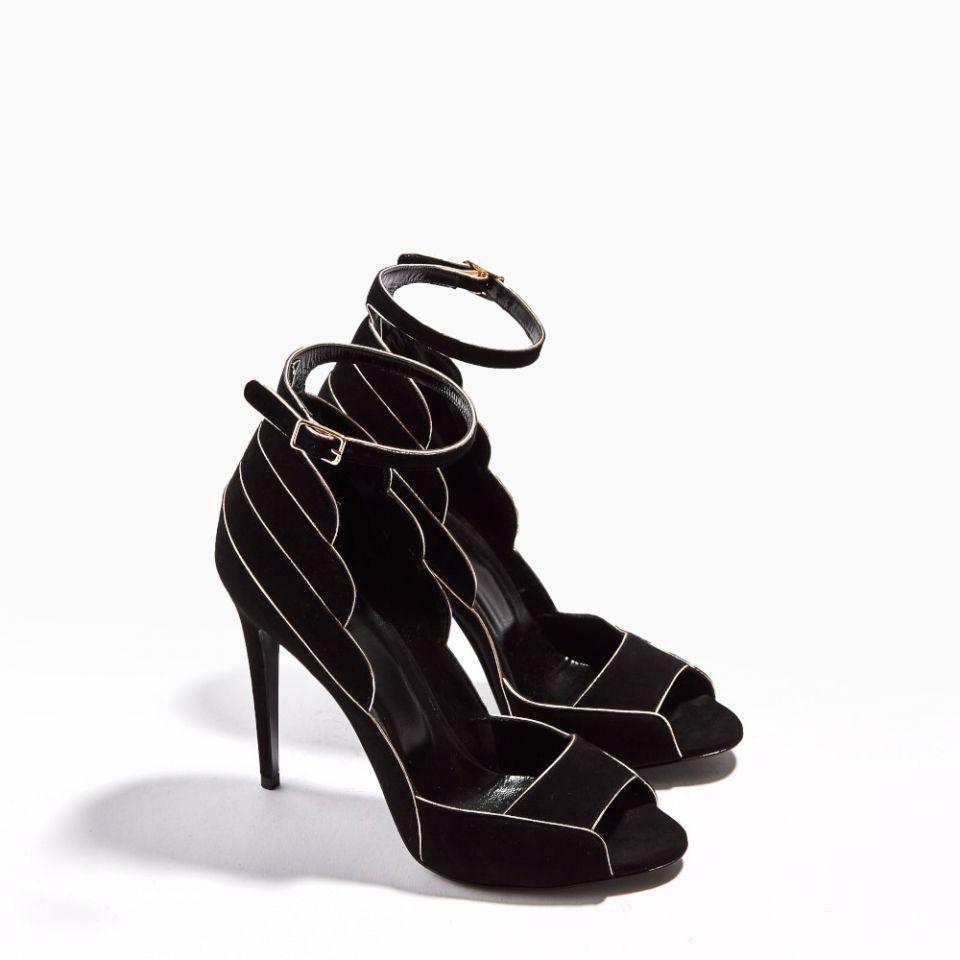 Roxy sandals - Black Pierre Hardy 1WPX5