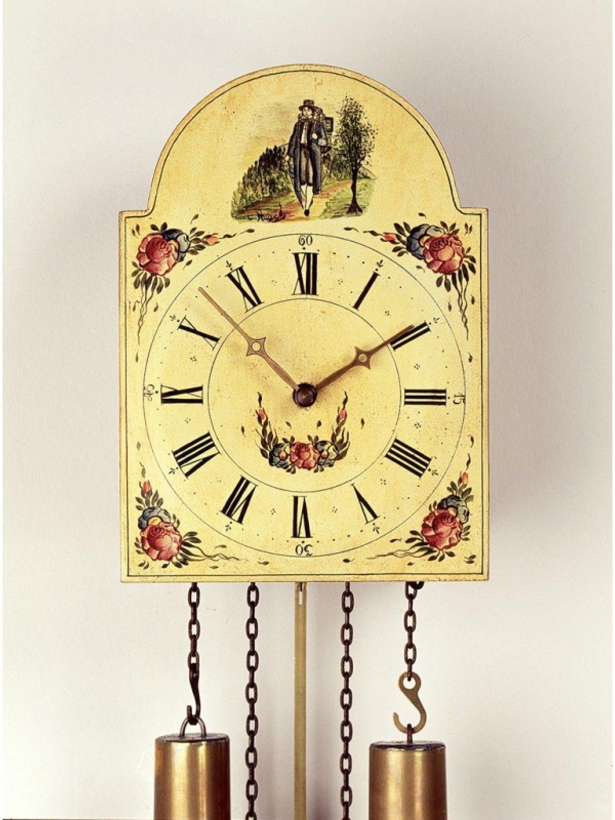 8 Tag Schilderuhr Vintage Klokken Klok Oude Klokken