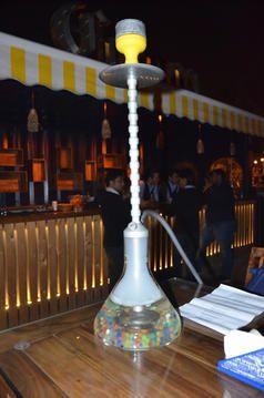 Single Post Kitchen Bar Hookah Bar