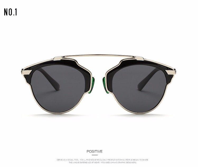 0d2c4683fb09e Especialidades AEVOGUE mais nova marca óculos polarizados mulheres da  borboleta da liga quadro óculos de sol
