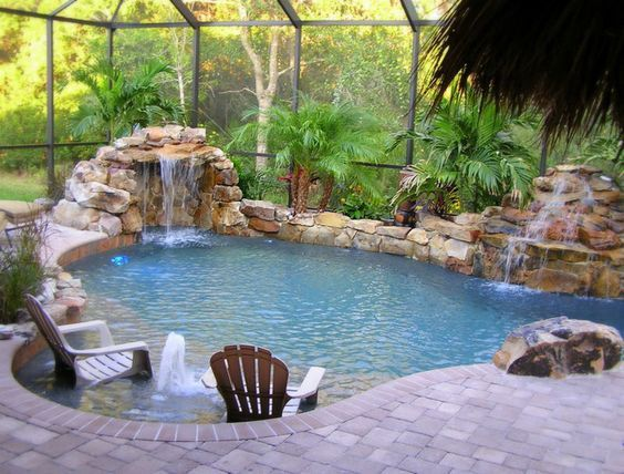 Check Out The Coolest New Listings Of Tallahassee Homes With Swimming Pools Indoor Swimming Pool Design Indoor Pool Design Swimming Pools Backyard