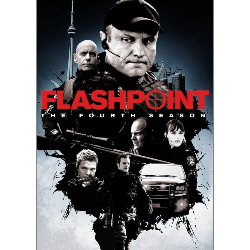 Flashpointfourth season dvd watch tv shows