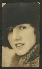 P. L. Travers (1899-1996), author of the Mary Poppins books.