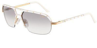 Cazal 9028 Rimless Sunglasses