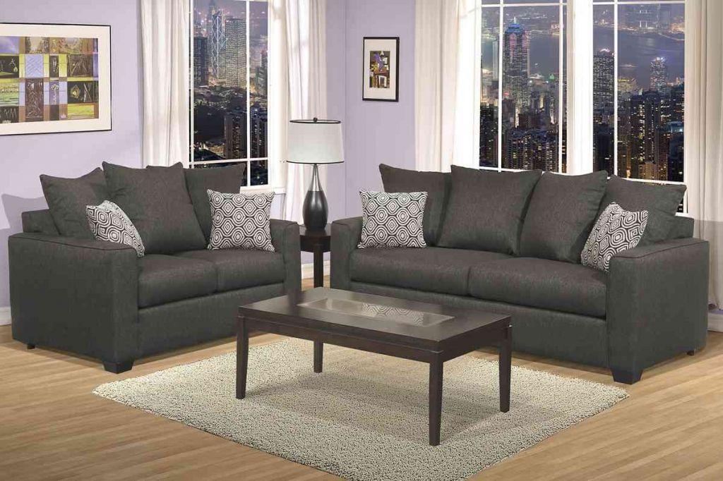 Pin By Stella Soccio On Decor Living Room Leather Grey Furniture Living Room Dark Grey Living Room