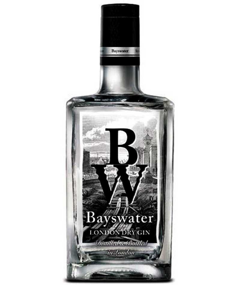 Gin Bayswater Gin Copa De Balon Y Ginebra