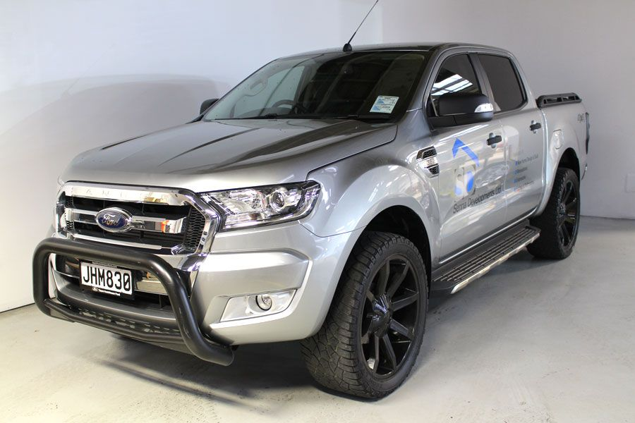 2016 ford ranger raptor 16