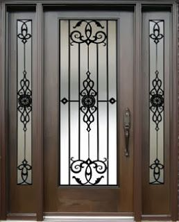 Simple Ideas When Choosing The Right Iron Doors Iron Entry Doors Iron Doors Wrought Iron Doors