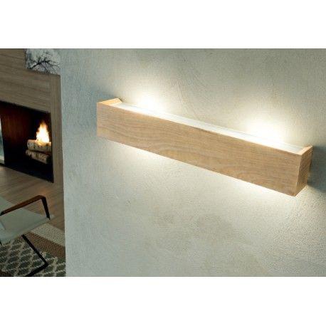 Linealight lámpara de pared Madera Decoración Casa Pinterest
