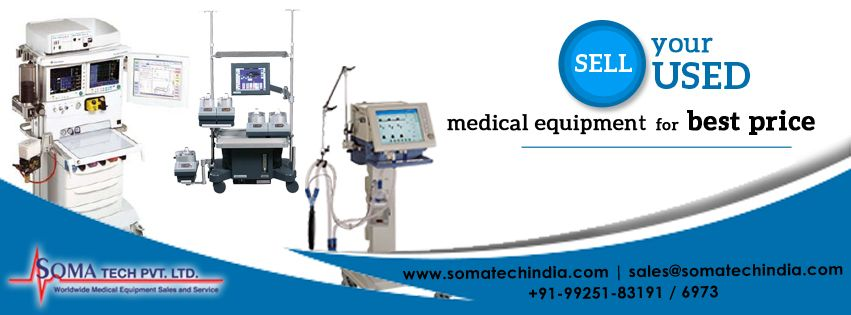 Where to #sellusedmedicalequipment? - @somatech | Selling