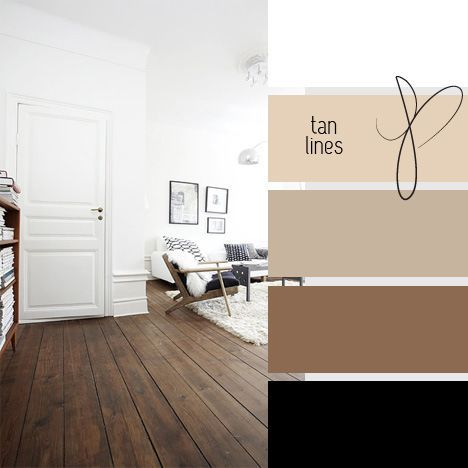 Bedroom Color Story Irish Cream Walls, Taupe And Brown Bed Spread And Black  U0026 White