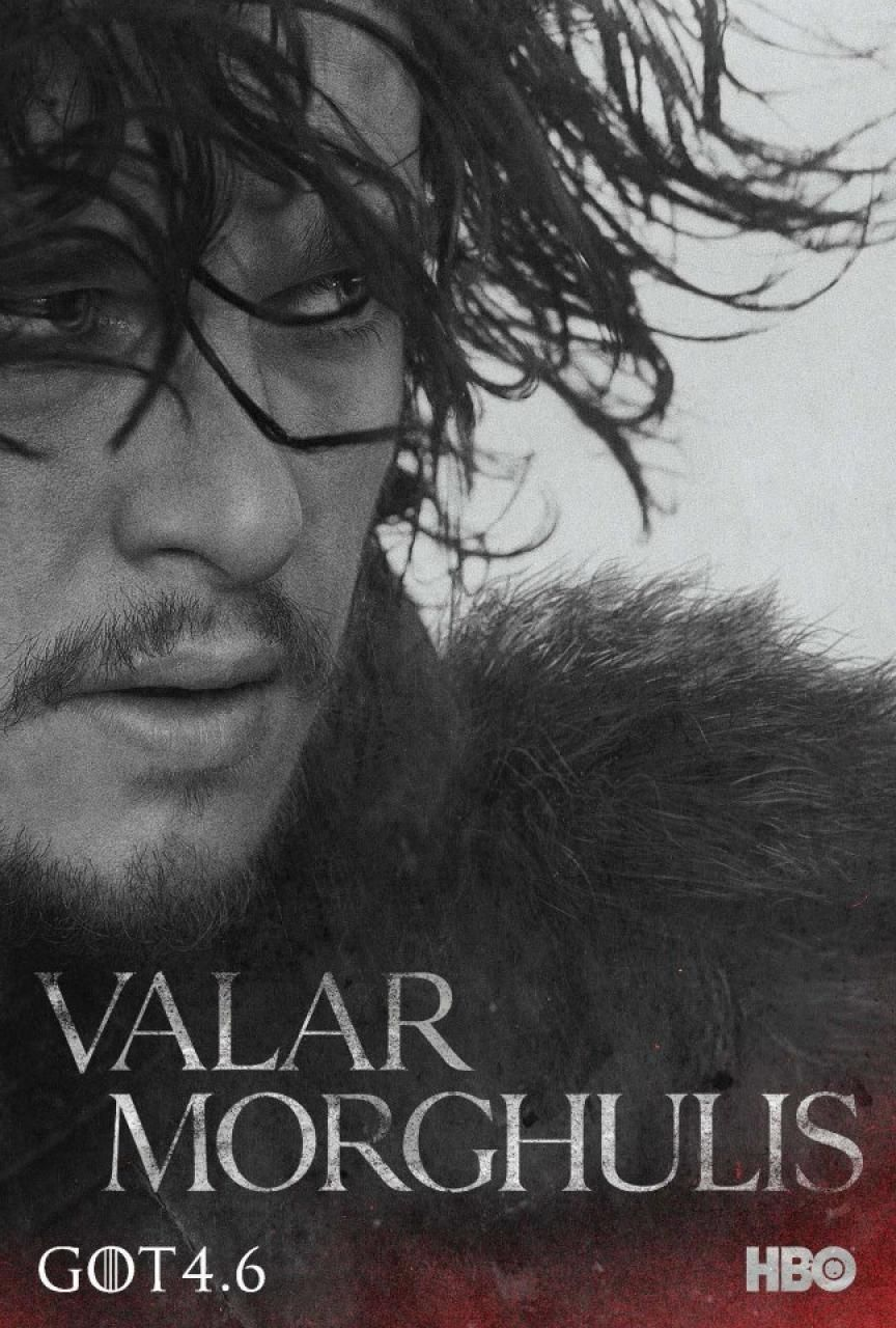 Game Of Thrones Season 4 Official Poster And More Character