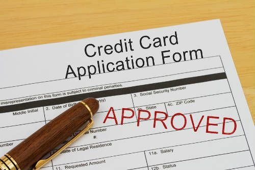 Here is a selection of 12 secured and unsecured credit cards that - credit card form