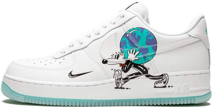Nike Air Force 1 Low QS FlyLeather Steve Harrington 'Earth Day'