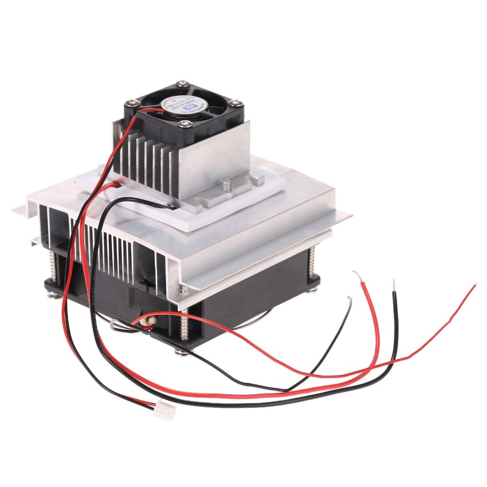 DC12V Thermoelectric Peltier Refrigeration Air Conditioner Cooler Semiconductor