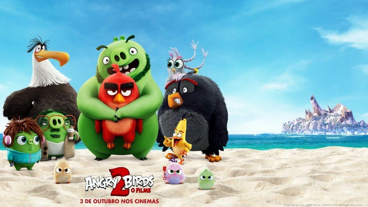 Angry Birds 2 O Filme Trailer Dublado 03 De Outubro Nos