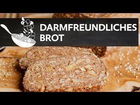 Ein glutenfreies Brot – darmfreundlich und gesund #glutenfreierezepte