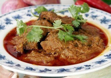 Resep Masakan Padang Rendang Authentic Indonesian Beef Rendang