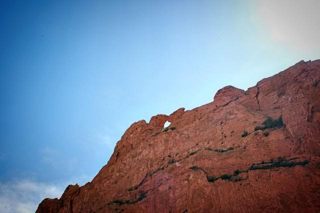 Garden Of The Gods Kissing Camels Colorado Springs Co Colorado
