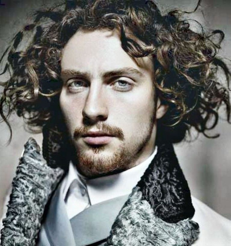 Best Long Curly Hairstyles For Men Pulled Back Pictures Long Hair Styles Mens Hairstyles Curly Hair Men