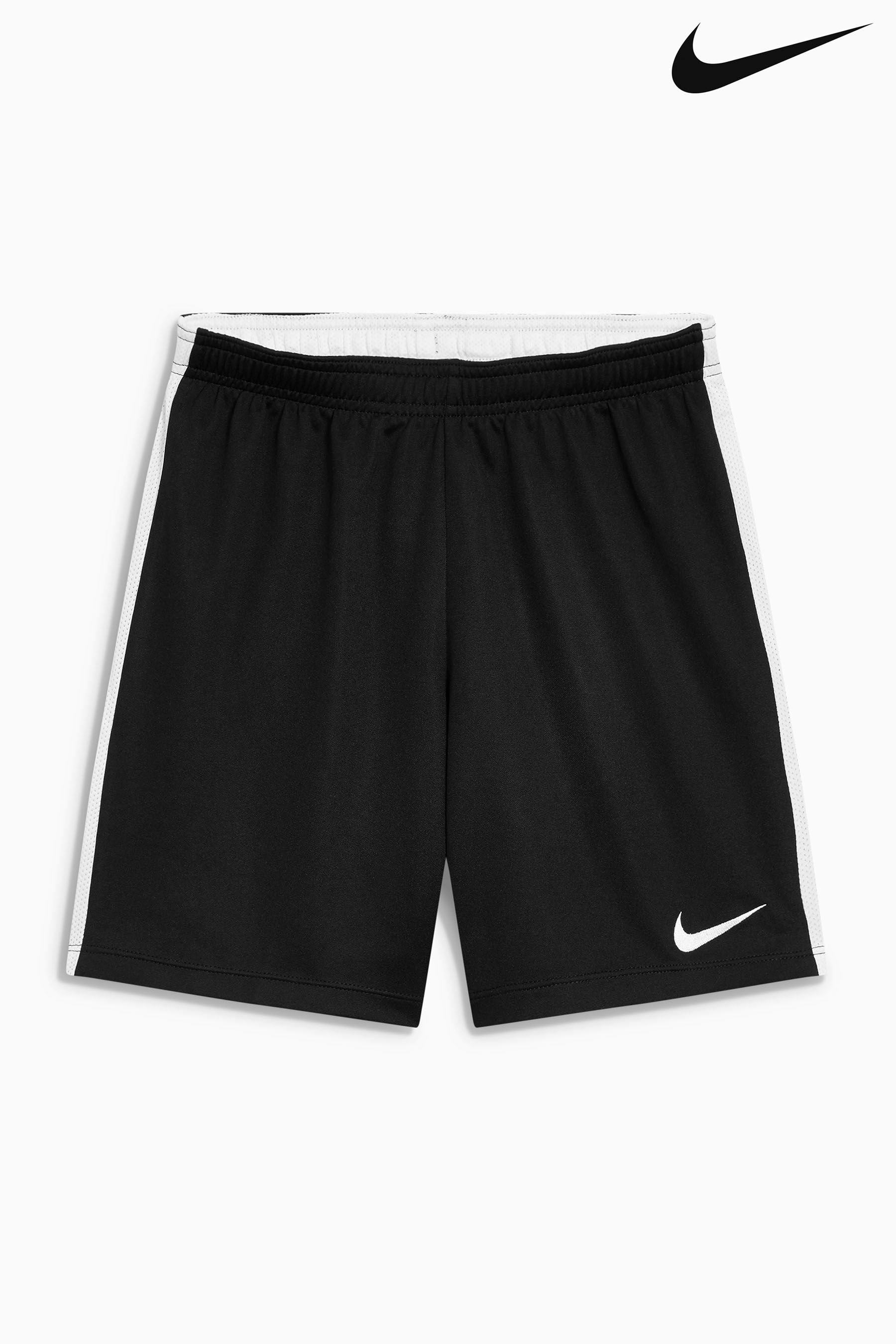 big discount casual shoes later Boys Nike Academy Football Short - Black | petit en 2019