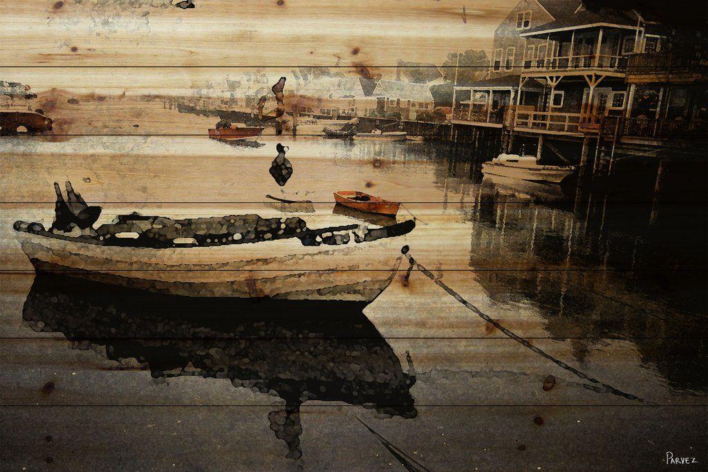Still Dock - Parvez Taj