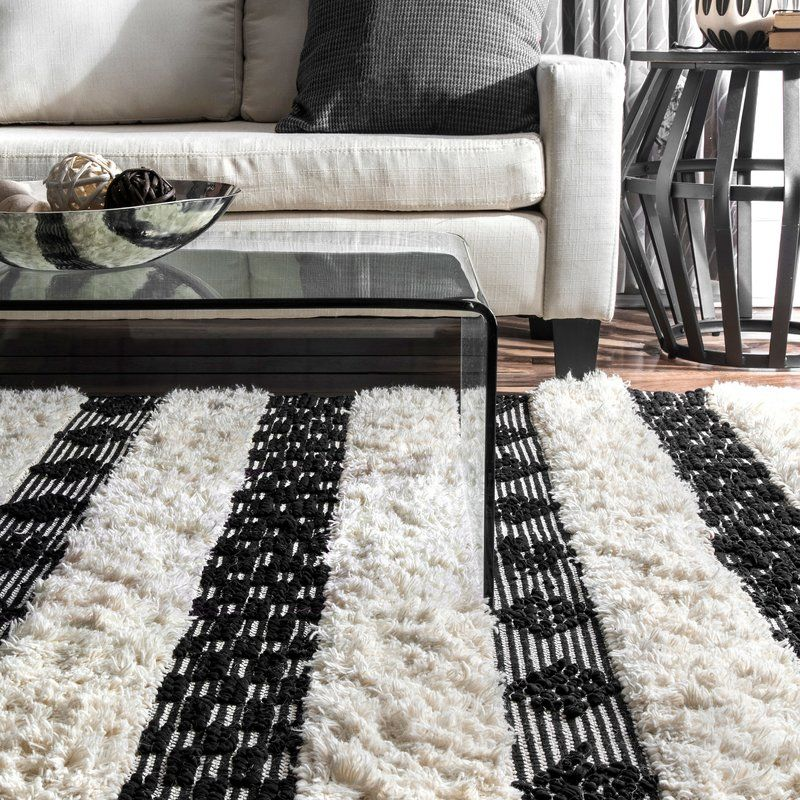 A Thoughtful Place A New Living Room Rug Stripes For The Win
