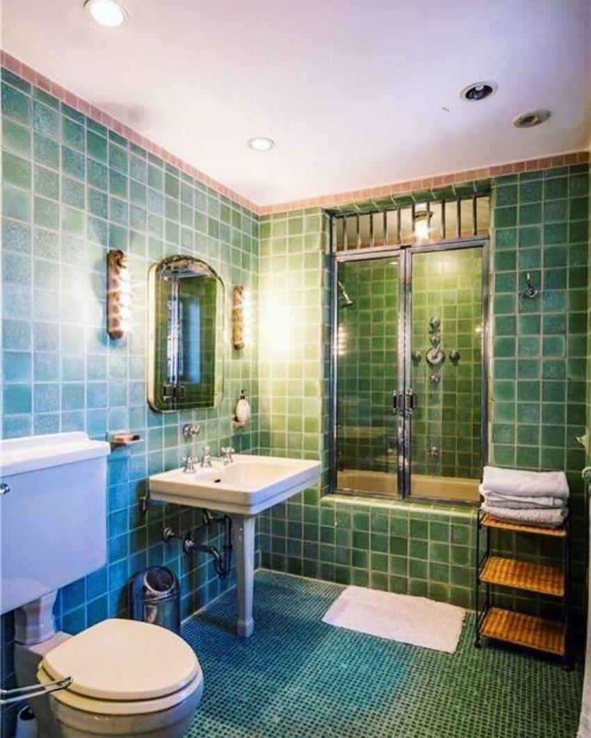 Vintage Style Retro Bathroom Design Ideas Retro Bathrooms
