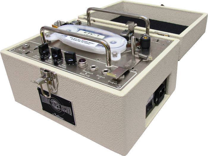 Fulltone- Tube Tape Echo. If you have the money, real tape delay can be yours