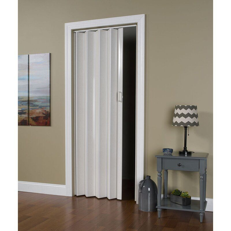 LTL Home Products PVC/Vinyl Homestyle Accordion Door & Reviews   Wayfair
