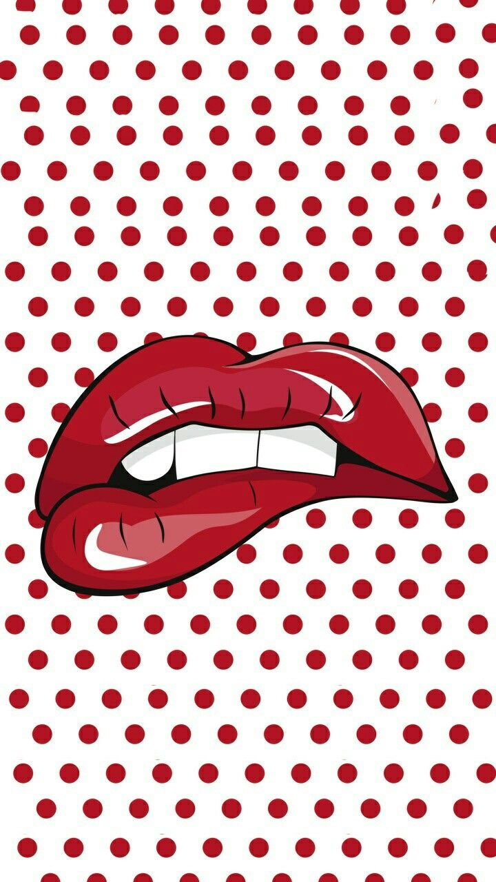 Wallpaper Padrao Lips Pop Art Lips Pop Art Images Pop Art