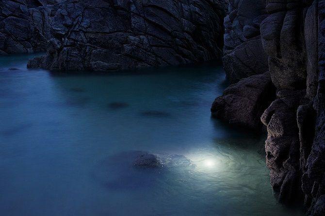 Красота ночных пейзажей Бретани от Бенуа Лапрай (Benoit Lapray)