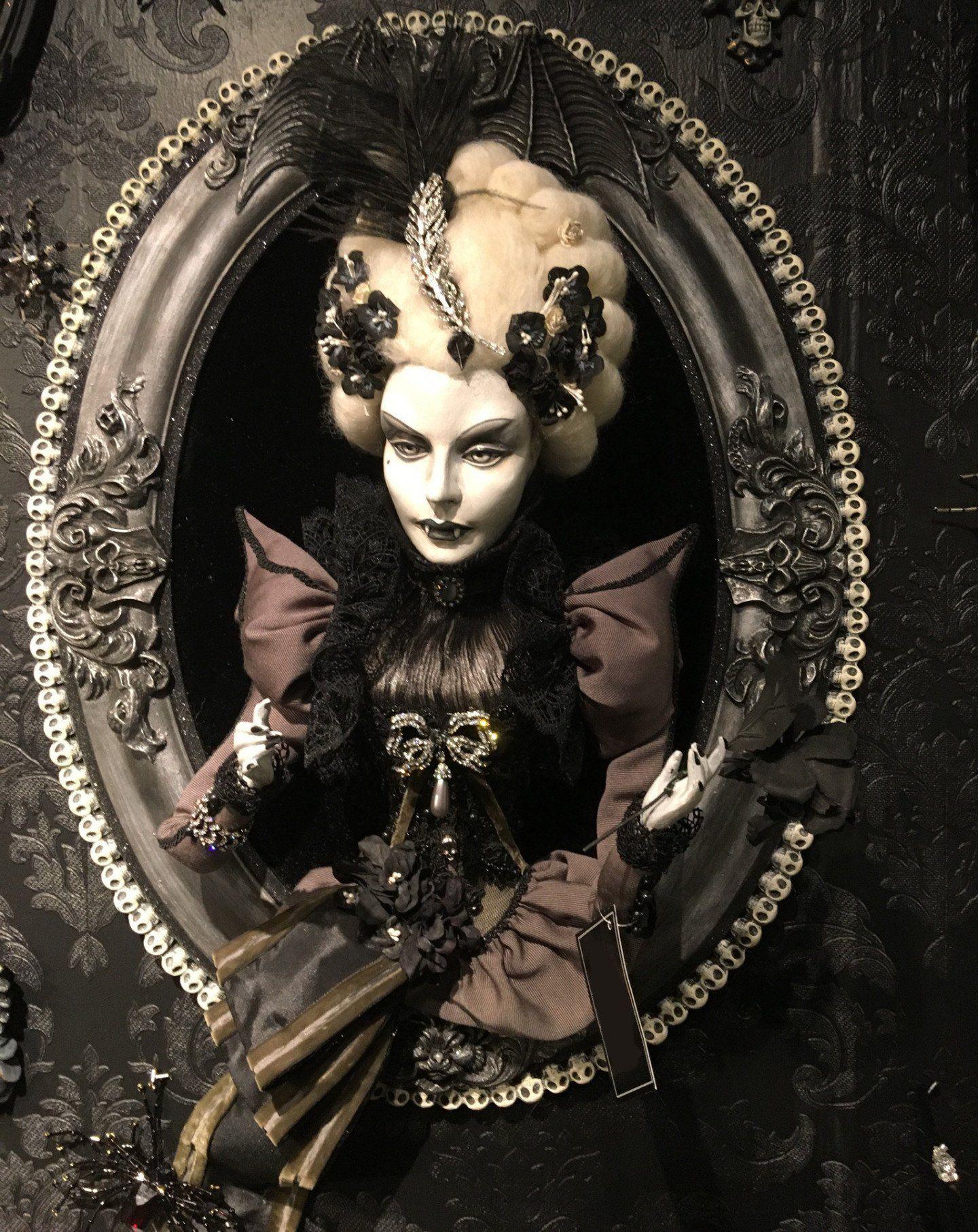 Countess Vloodmyr Vampire Portrait   Halloween inspiration ...