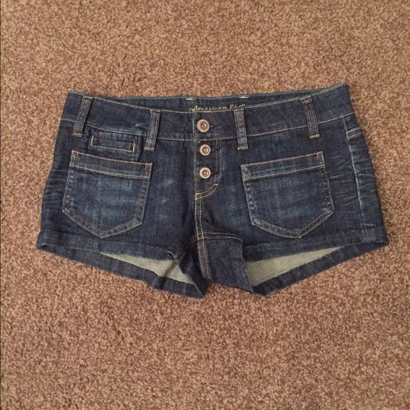 BOGO short shorts Daisy Dukes American Eagle Outfitters Jeans