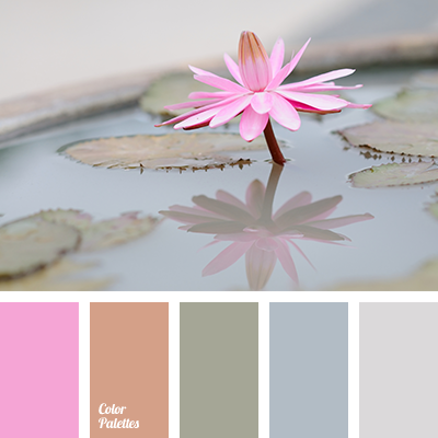 """dusty"" green, blue-gray, bright pink, brown, color of marsh, color solution, ginger, gray, light gray, marsh, orange-brown, pink, red color, selection of color, shades of marsh color, silver."